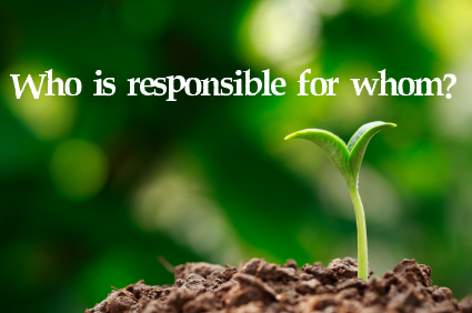 Who is Responsible For Whom – Learning Community